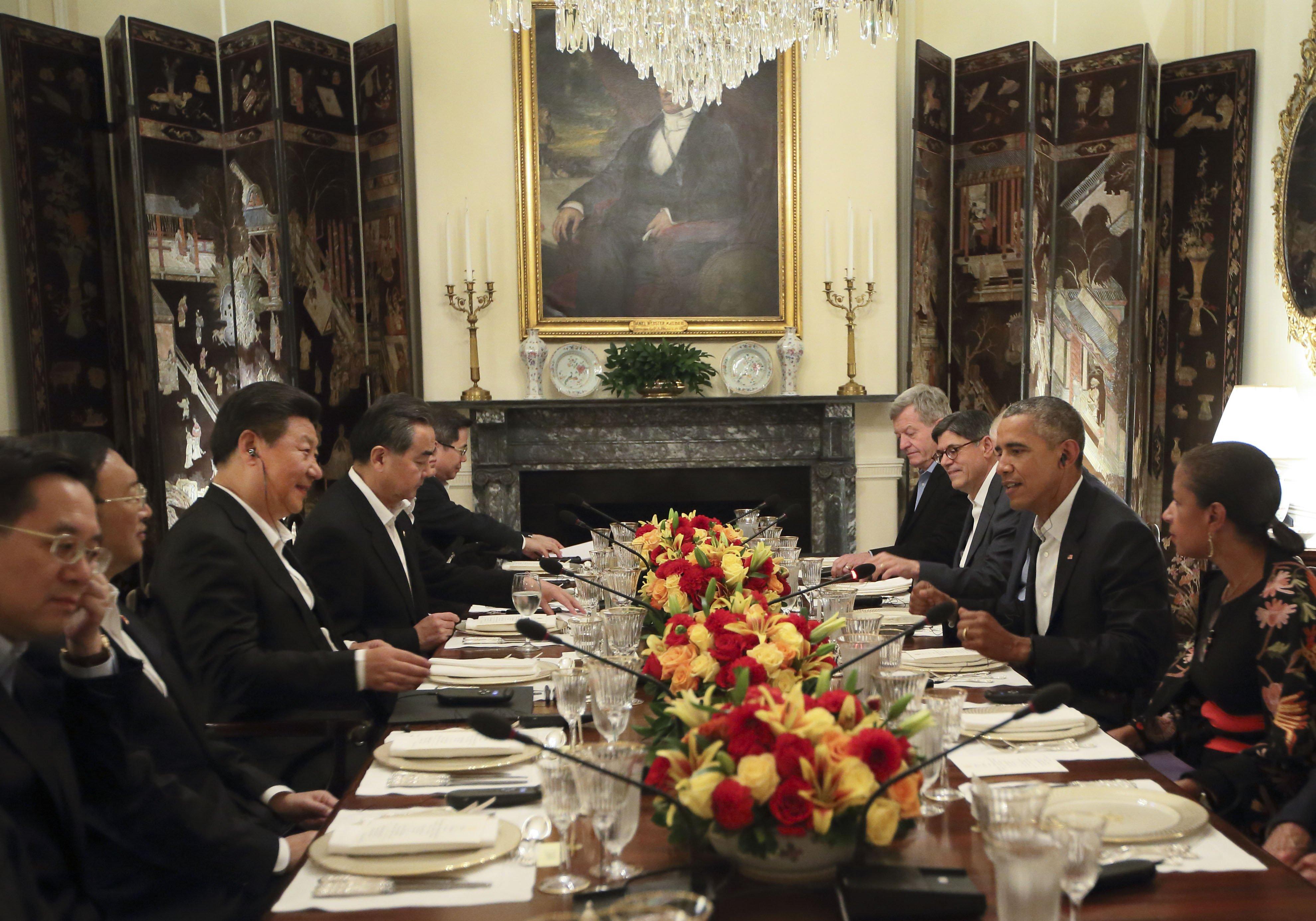 Xinhua Us Debt Obamaxi