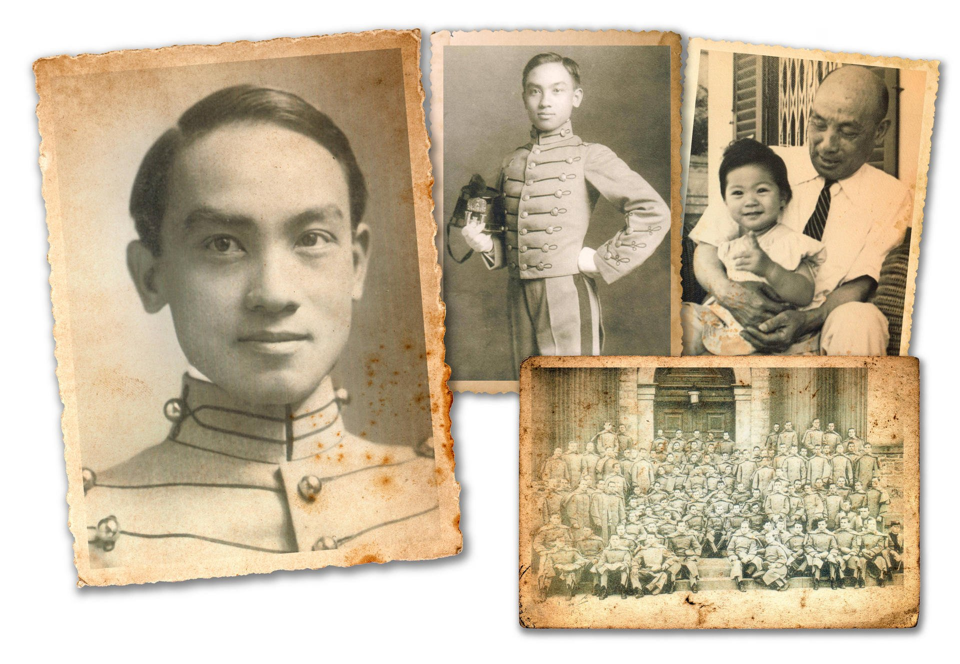 First Chinese Graduate Of West Point How My Grandfather Modernised Merengue Dance Steps Diagram Galleryhipcom The Hippest Galleries Cadet Uniform Above And Right With His Granddaughter Harriet Tung Far A Class Photograph Taken In 1909 Photos Smp Pictures