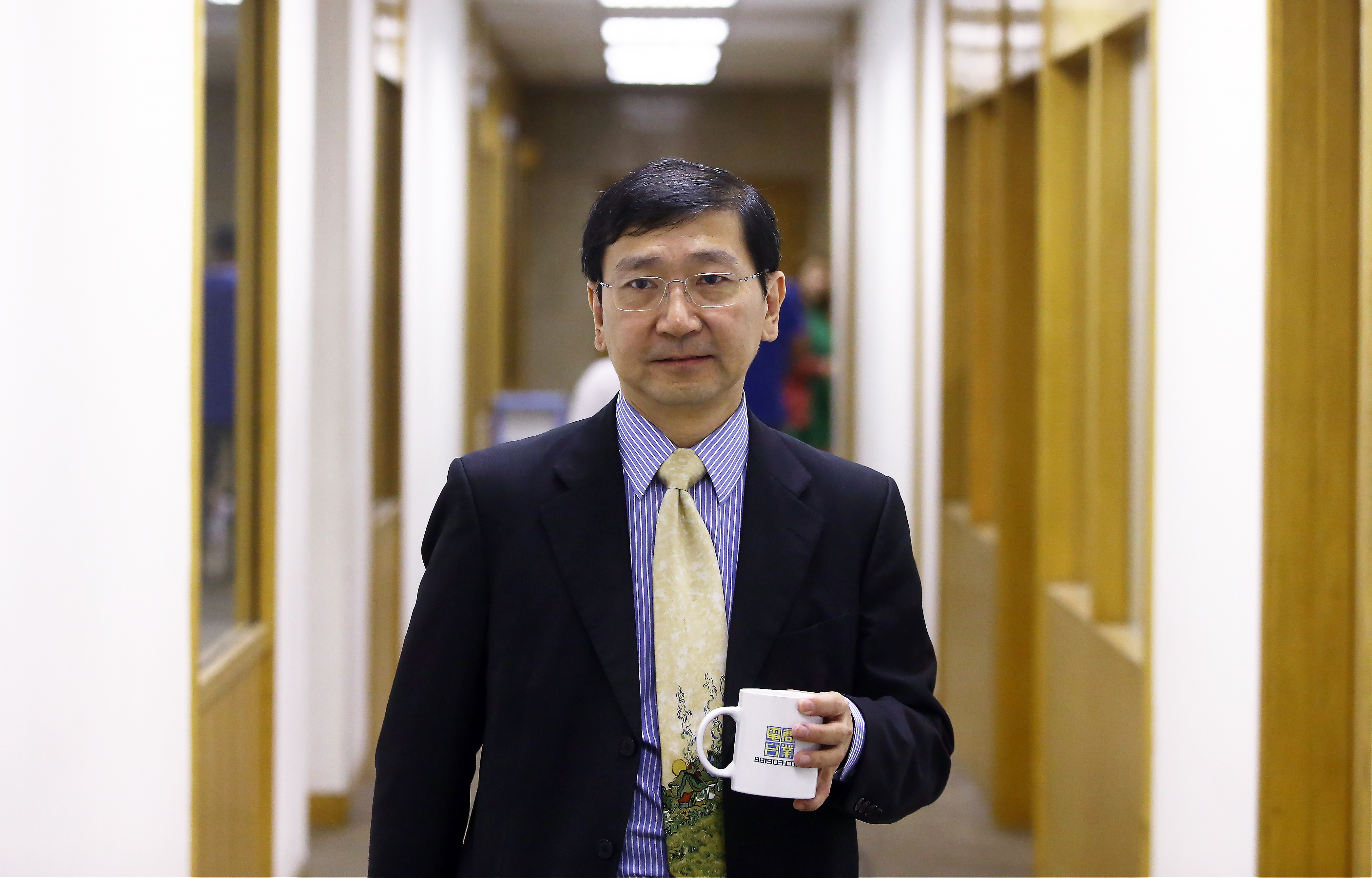 silent to defend autonomy planned as university of hong following
