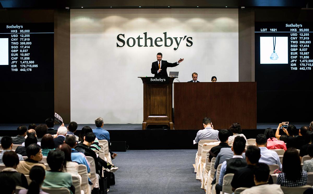 Arts beats stock crisis: why Hong Kong auctions draw new ...