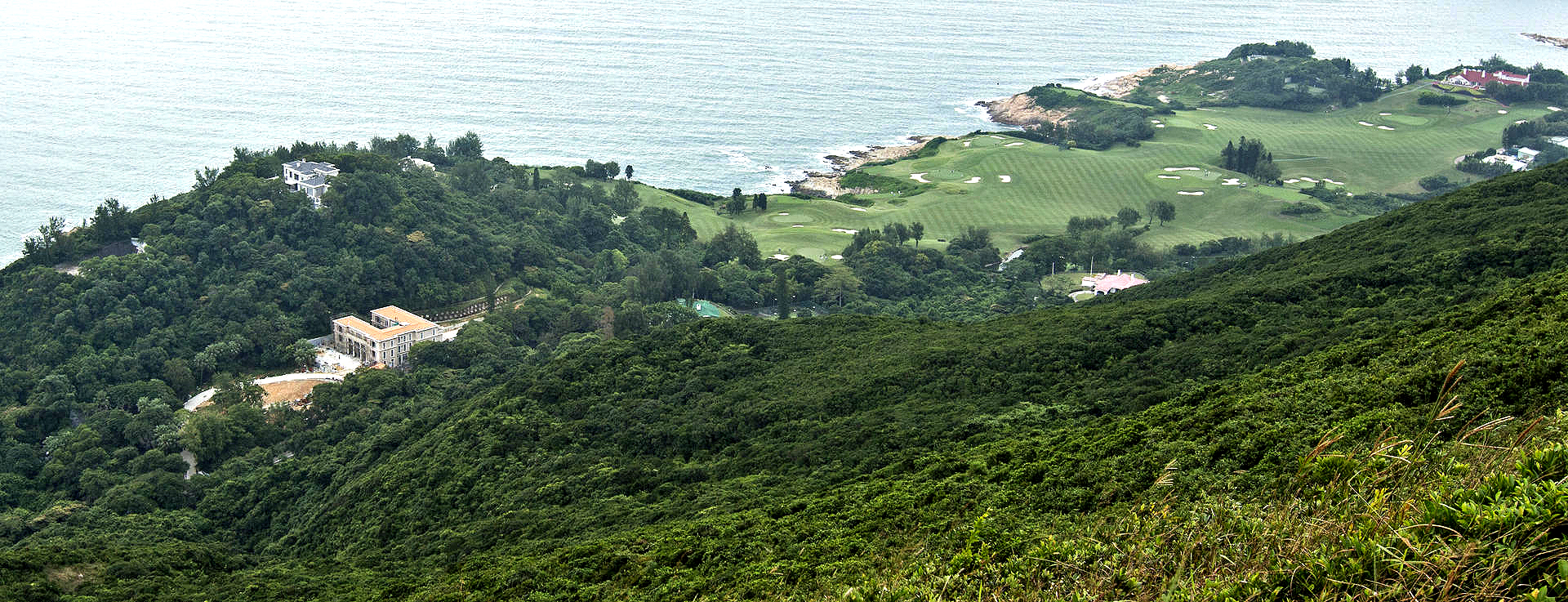 Ma Vs Ma The Most Expensive House In Hong Kong Belongs To One Of - Hong-kong-villa-located-in-shek-o