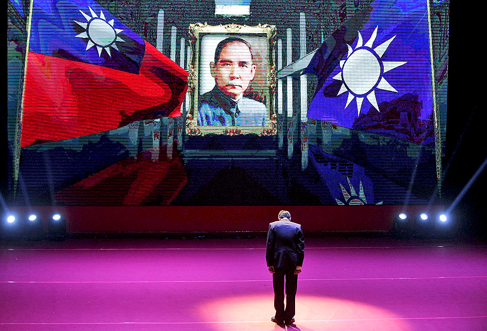 Dumped and replaced: Eric Chu to lead ticket after Taiwan ...