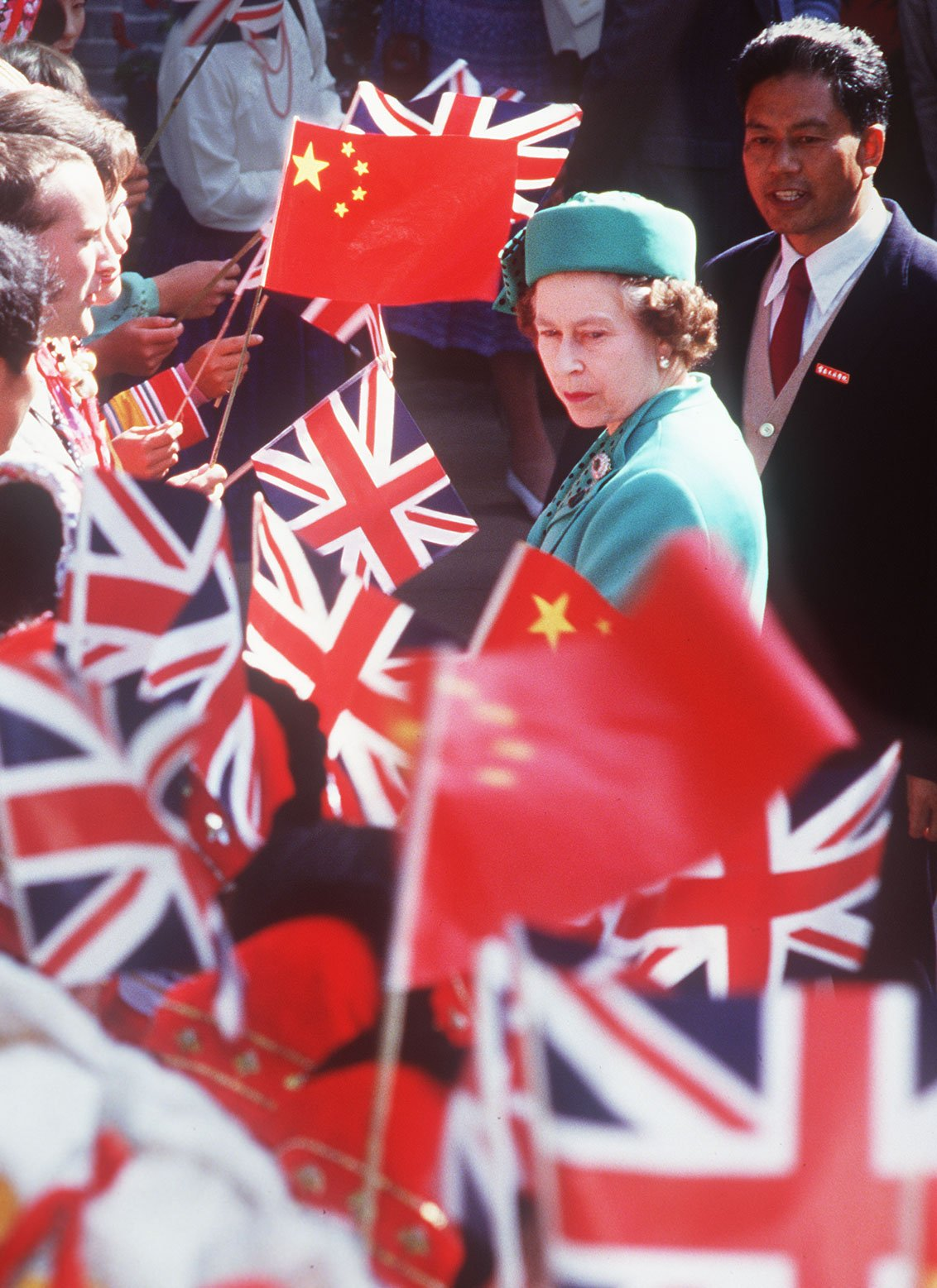 Major Milestones 65 Years Of British Sino Relations As President Xi Old Circuit Board United Kingdom Flag Tshirt 1991