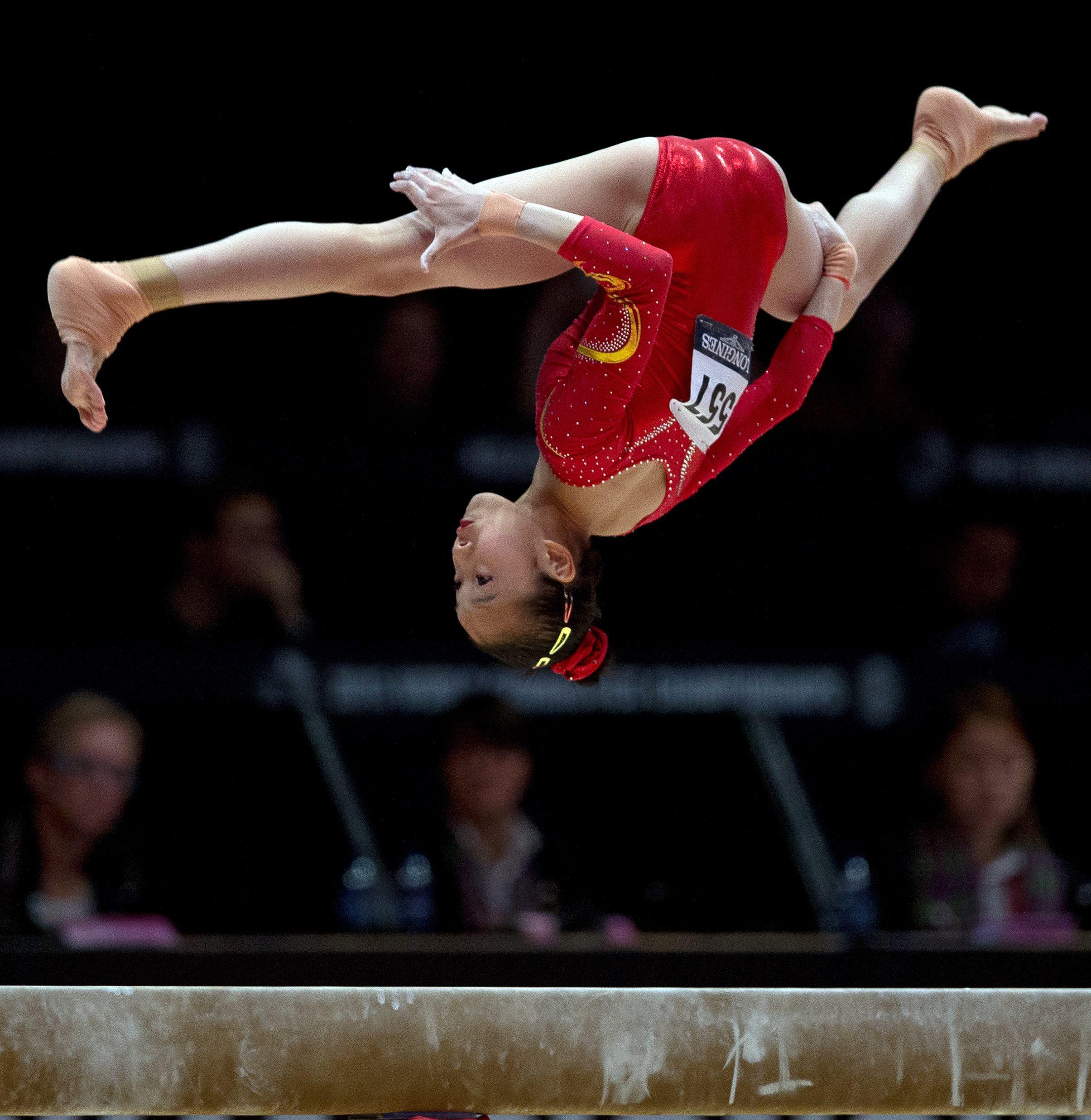 Funny Olympic Gymnastics