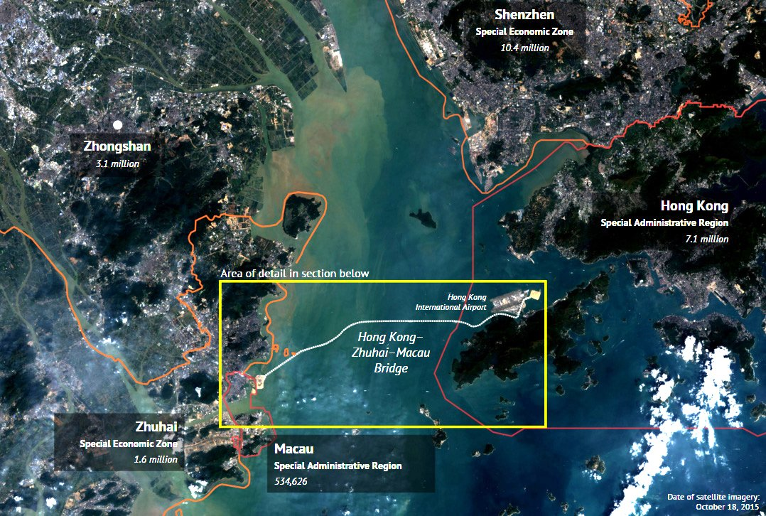 benefit of hong kong zhuhai macao Hong kong -- the world's longest sea bridge is now officially open for traffic in china it took almost a decade to build the hong kong–zhuhai–macau bridge (hzmb), which spans 34 miles.