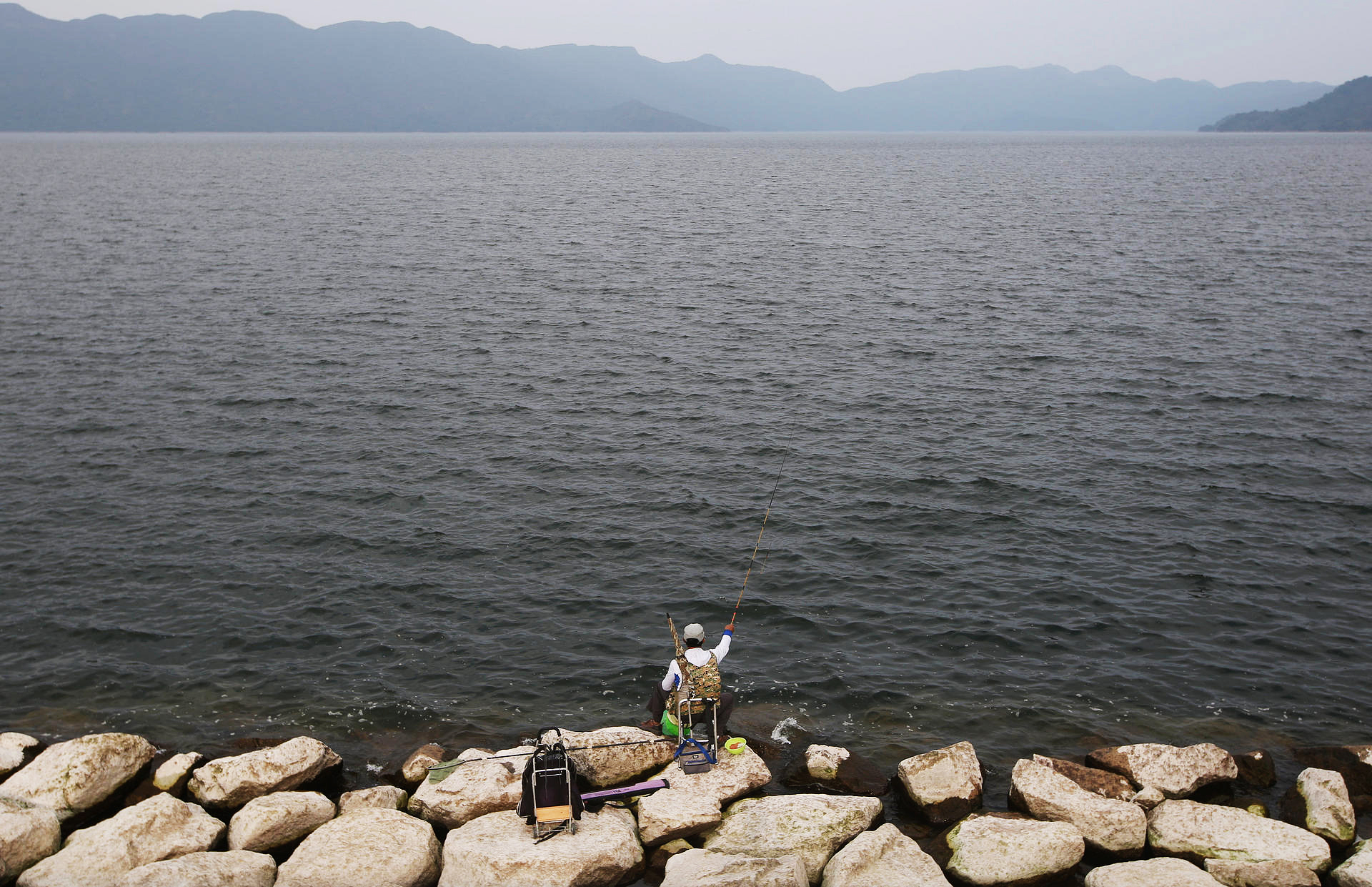 Hong Kong s five biggest drinking water reservoirs found to