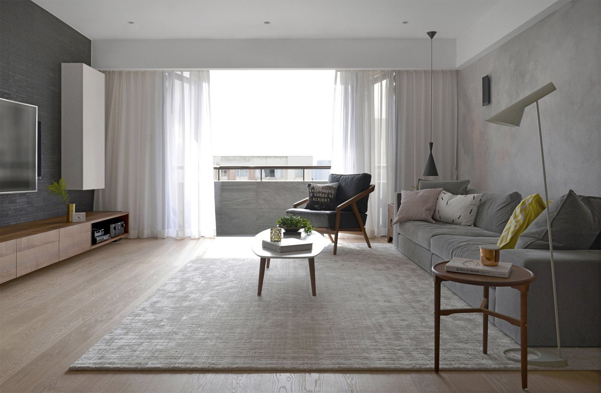 Interior design hong kong home - Living Room The Pale Oak Floor By Hain Was Hk 1 750 Per Square Metre From Equal 23 F 111 Leighton Road Causeway Bay Tel 2881 7066