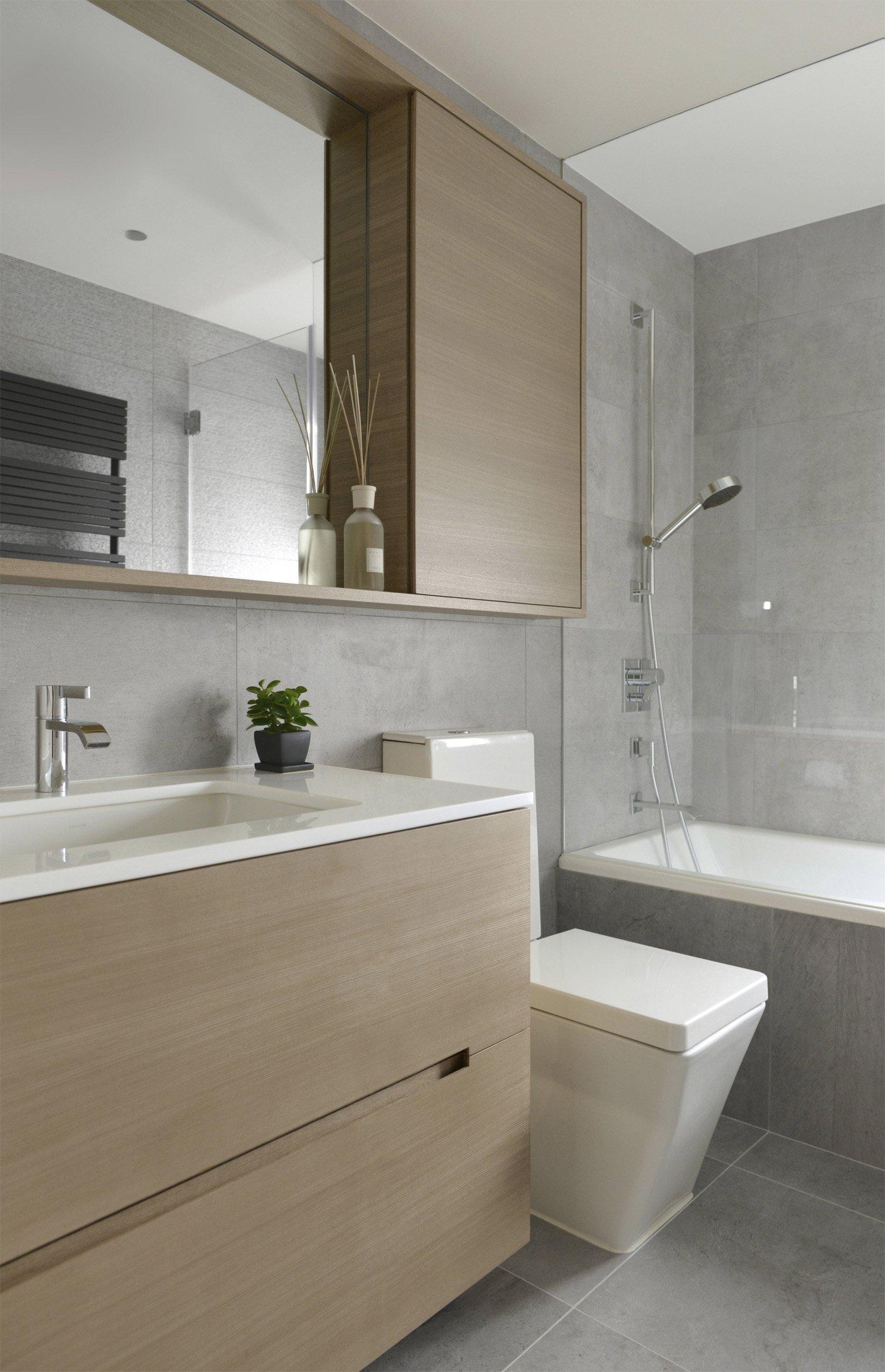 Model Bathroom Furniture