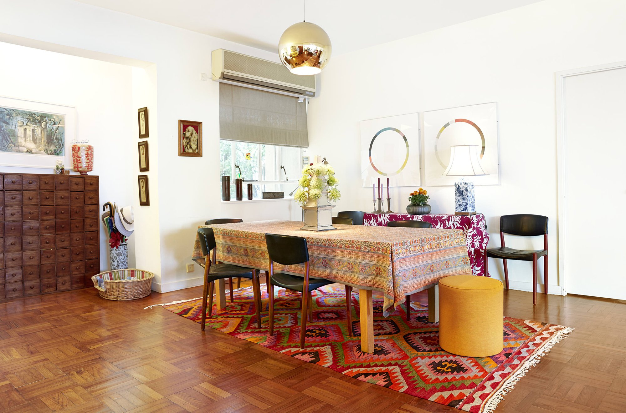 A British textile designer s eclectic Hong Kong home