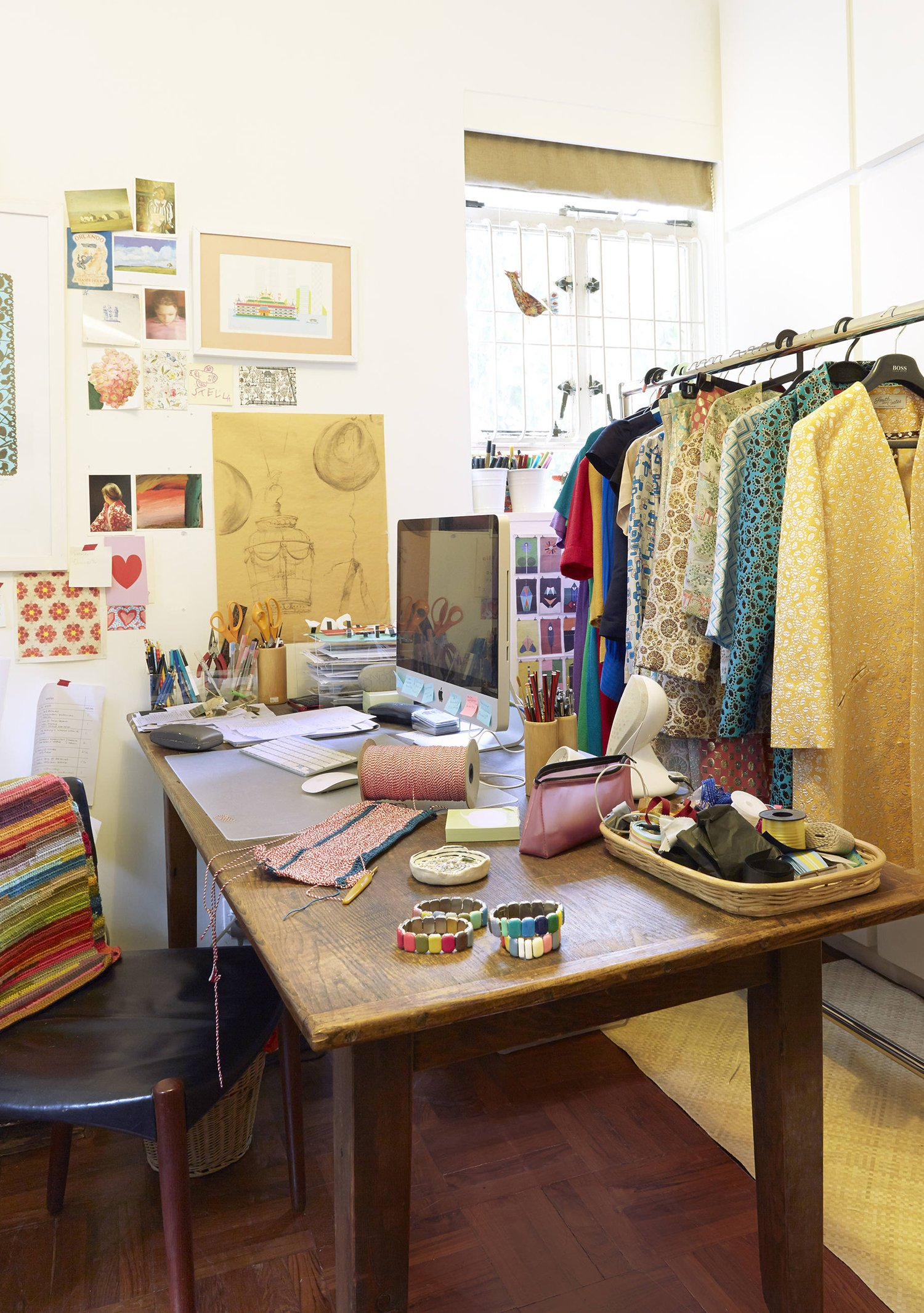 A British textile designer\'s eclectic Hong Kong home | Post ...