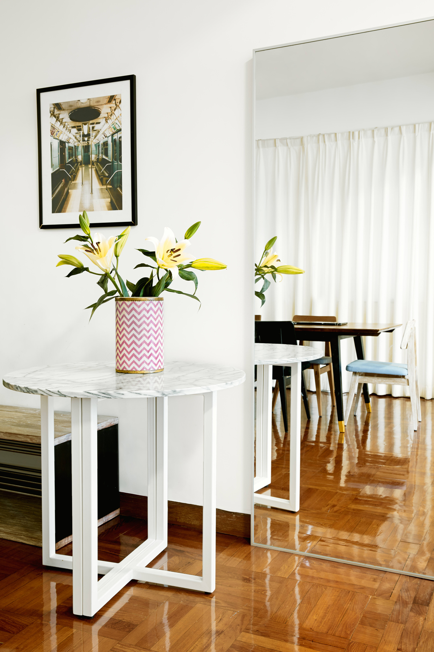 Hong Kong furniture designer makes home her showroom ...