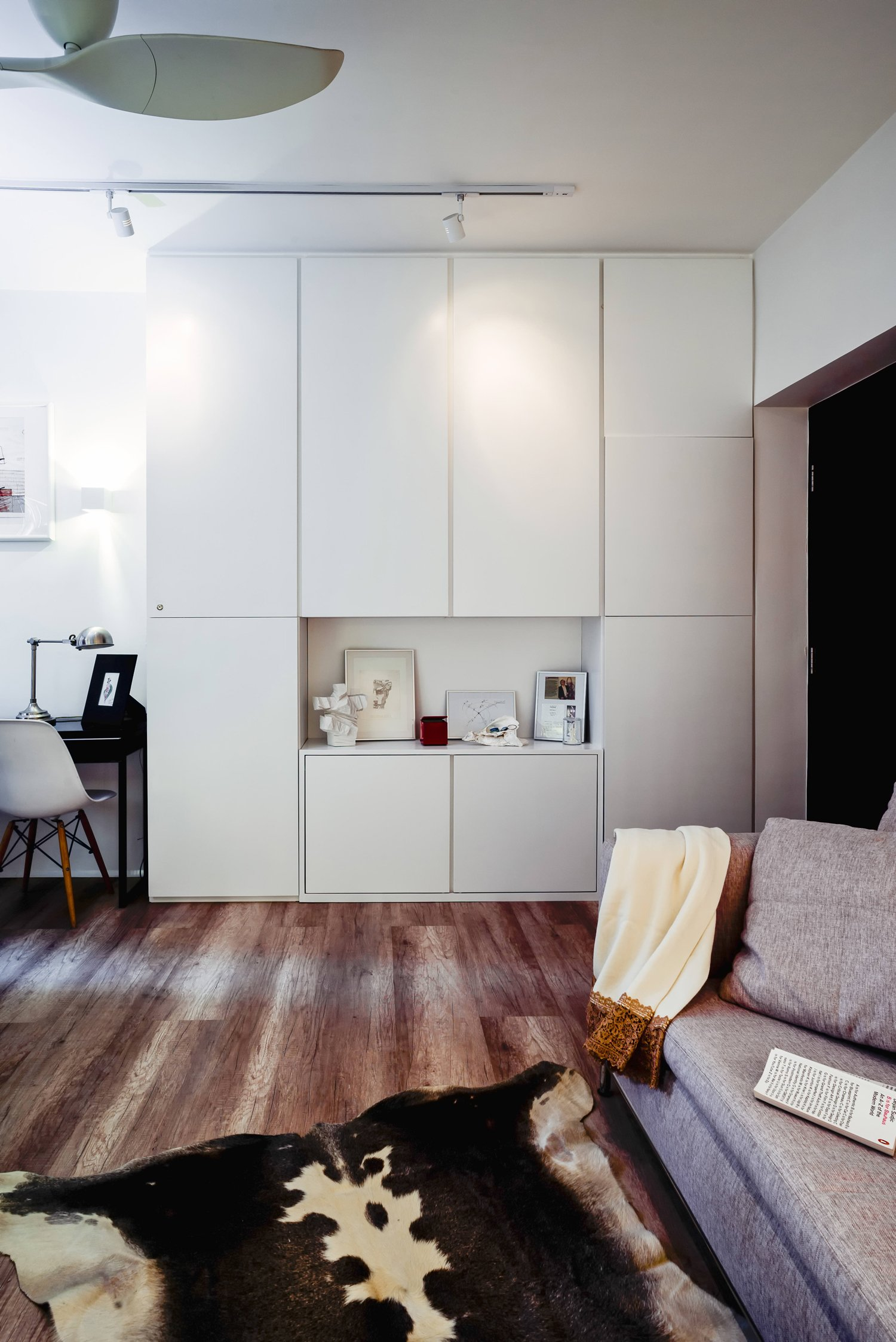 Architect makes small flat a tranquil haven in heart of Hong Kong ...
