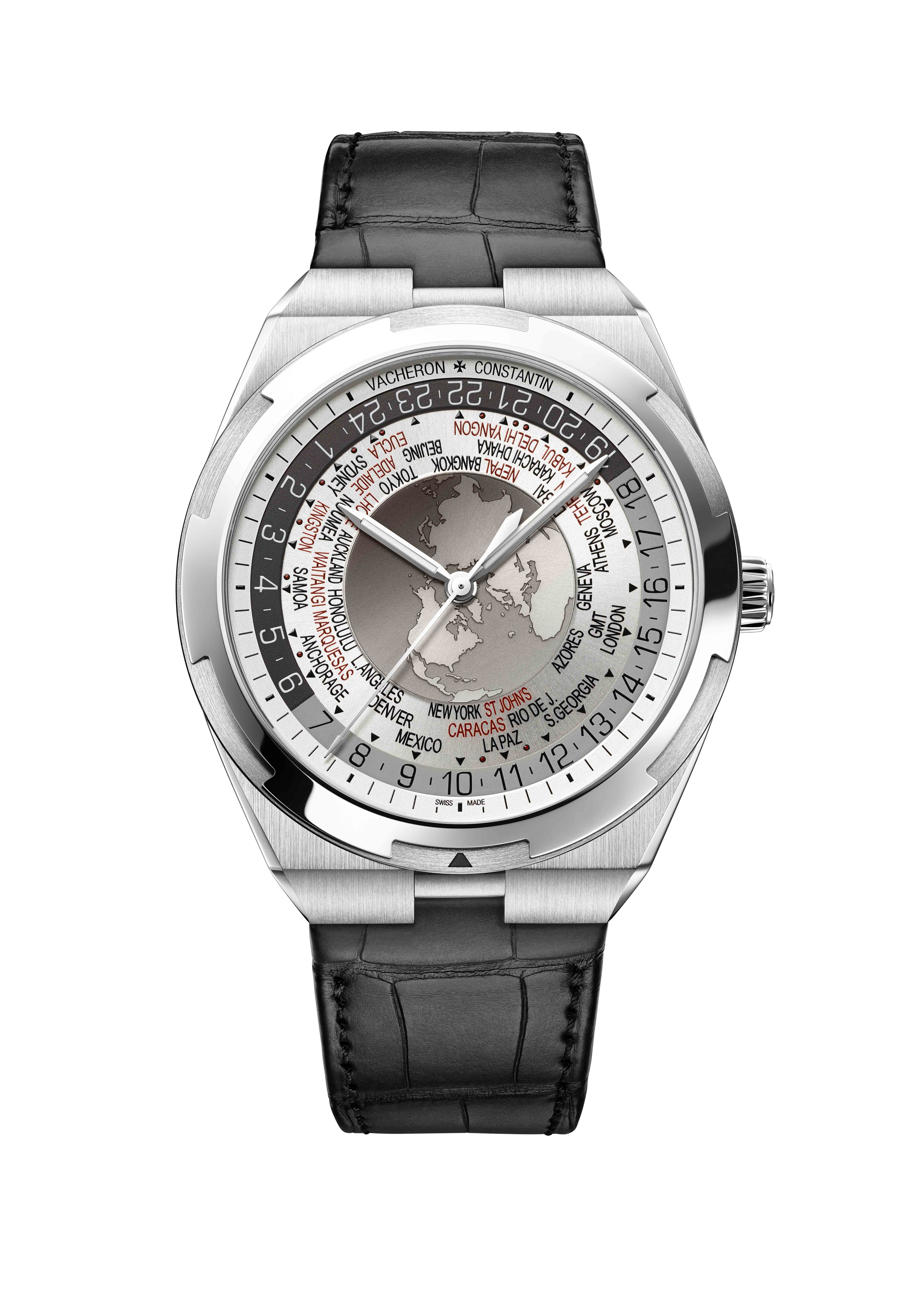 World-timer watches allow eight ways to see the globe   South China