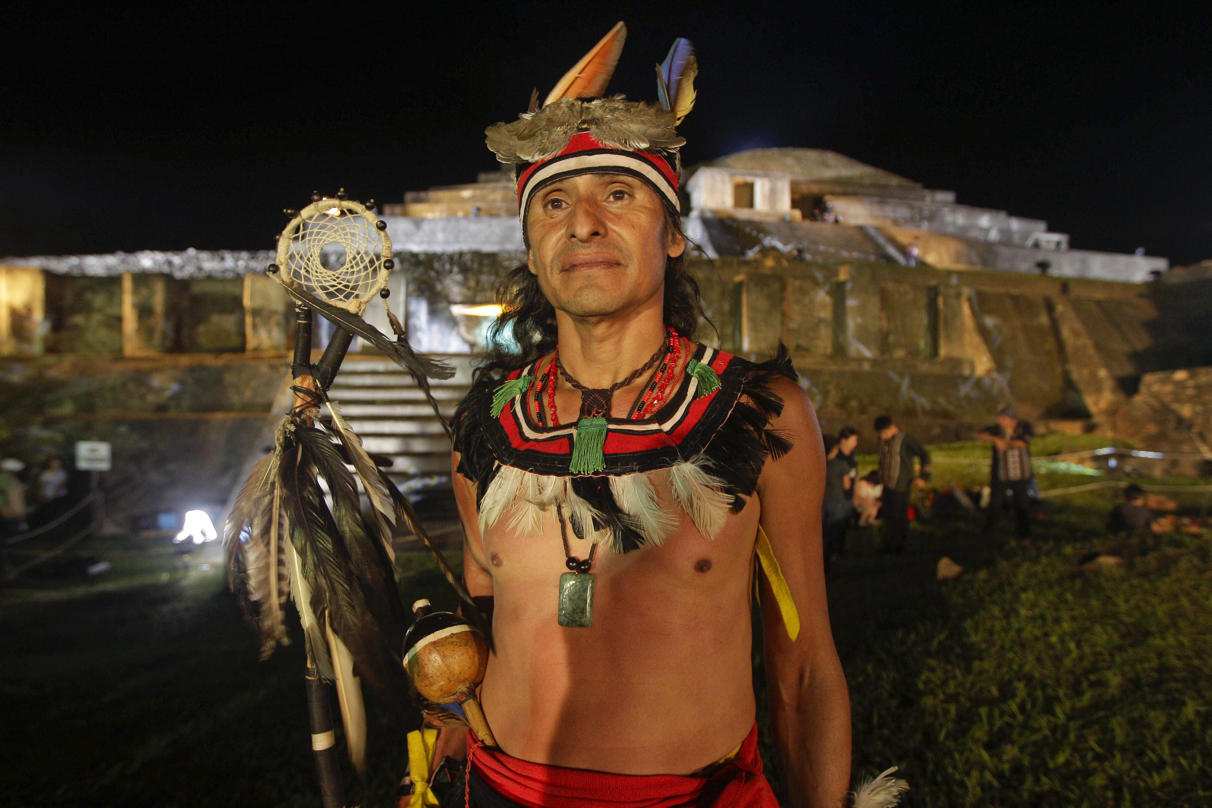 индейцы о конце света студента