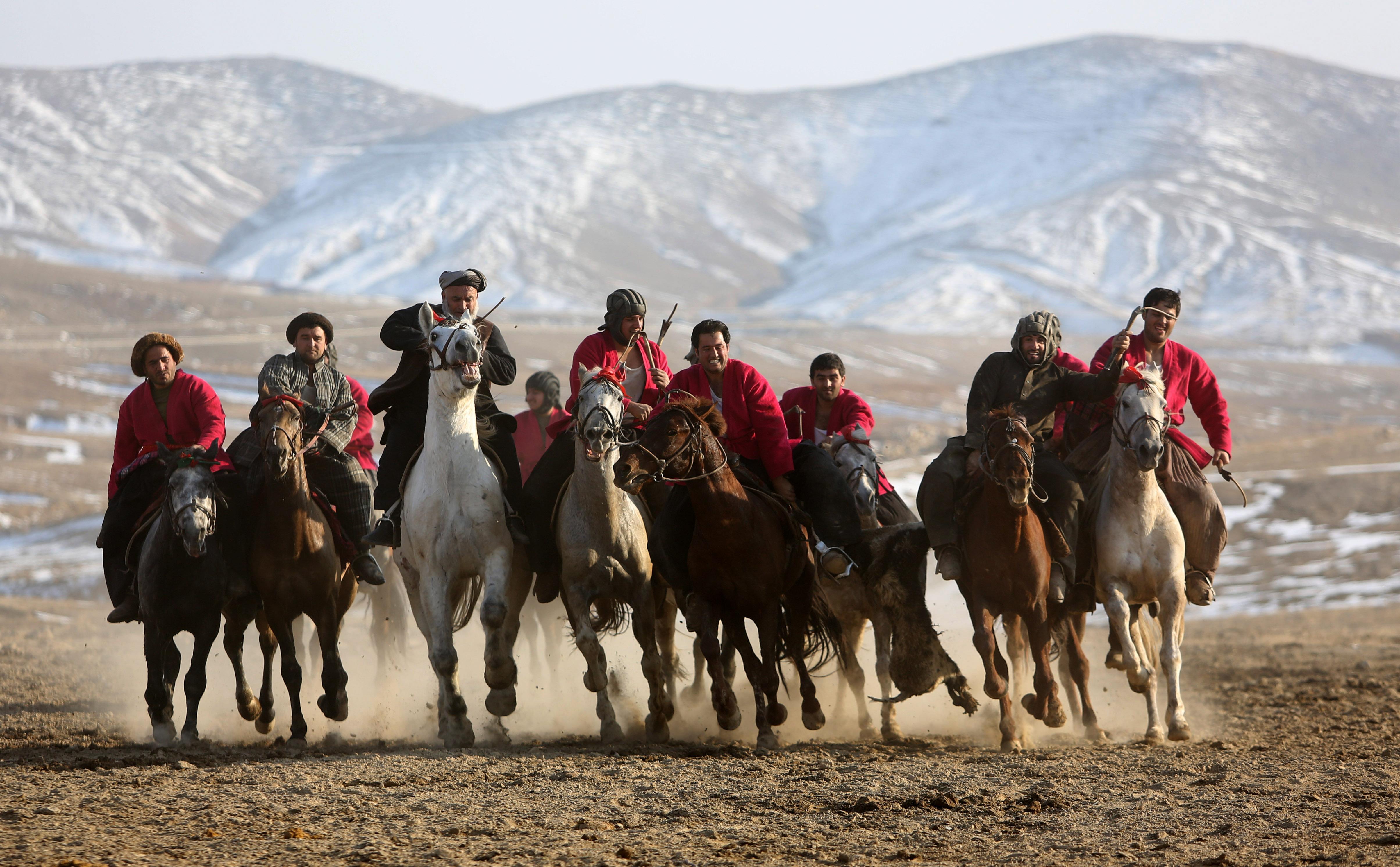 Afghanistan Buz...