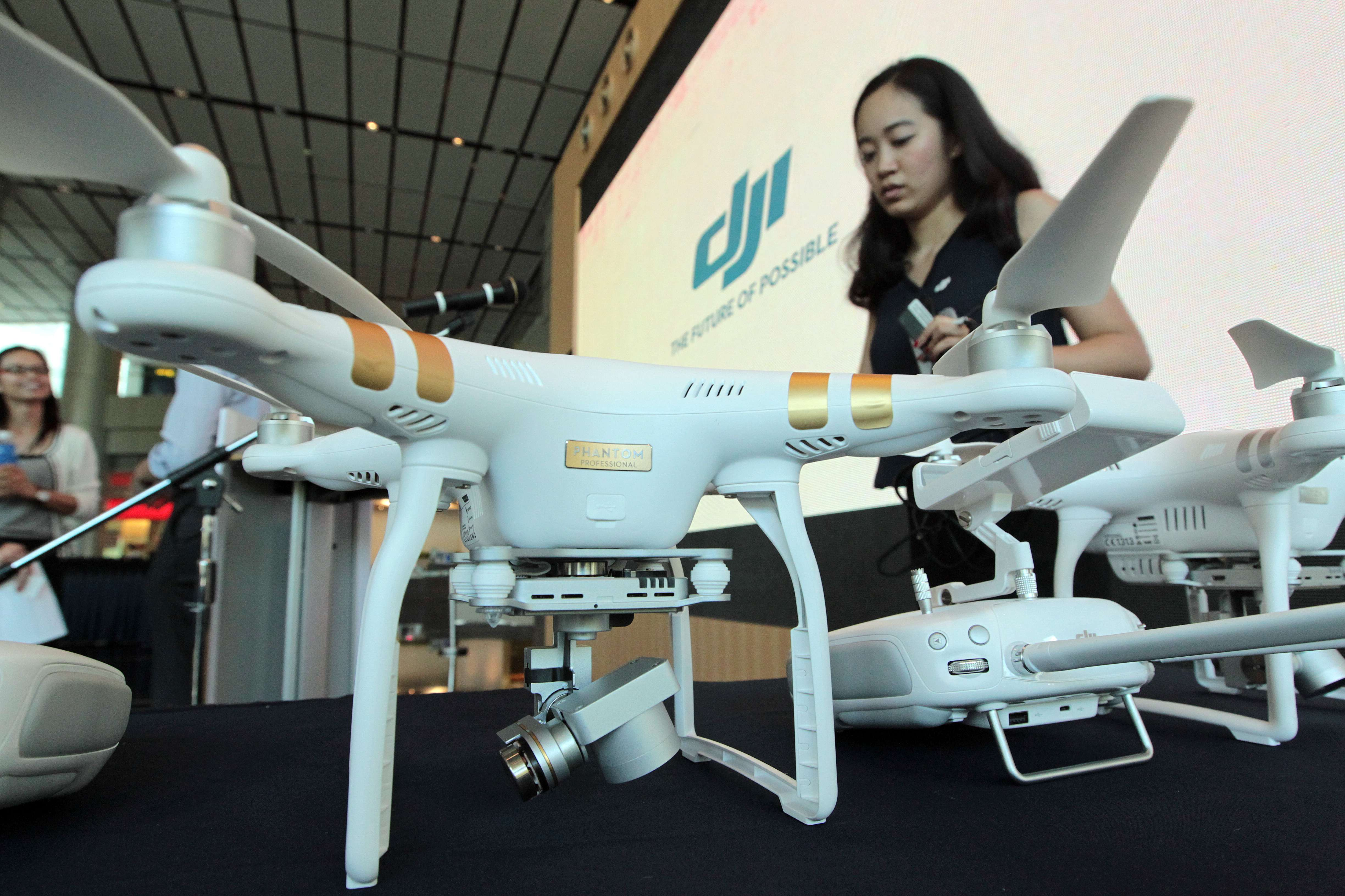 Drones seen flying over prisons in southern china - China southern airlines hong kong office ...