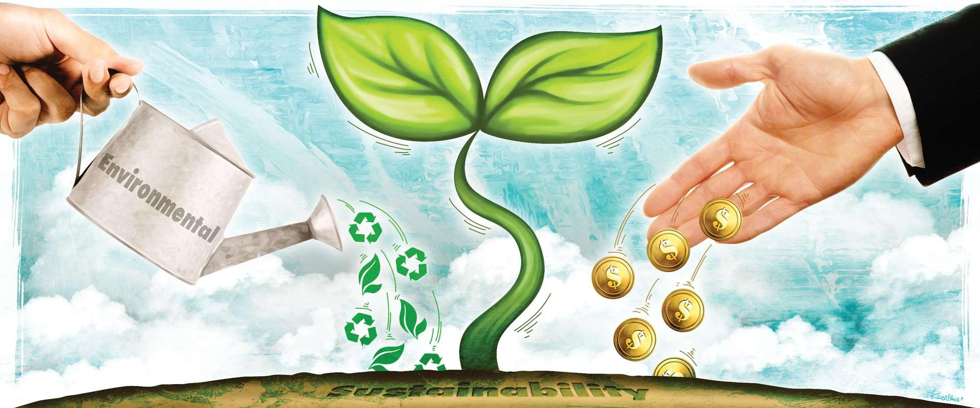 industrial development vs environmental protection essay