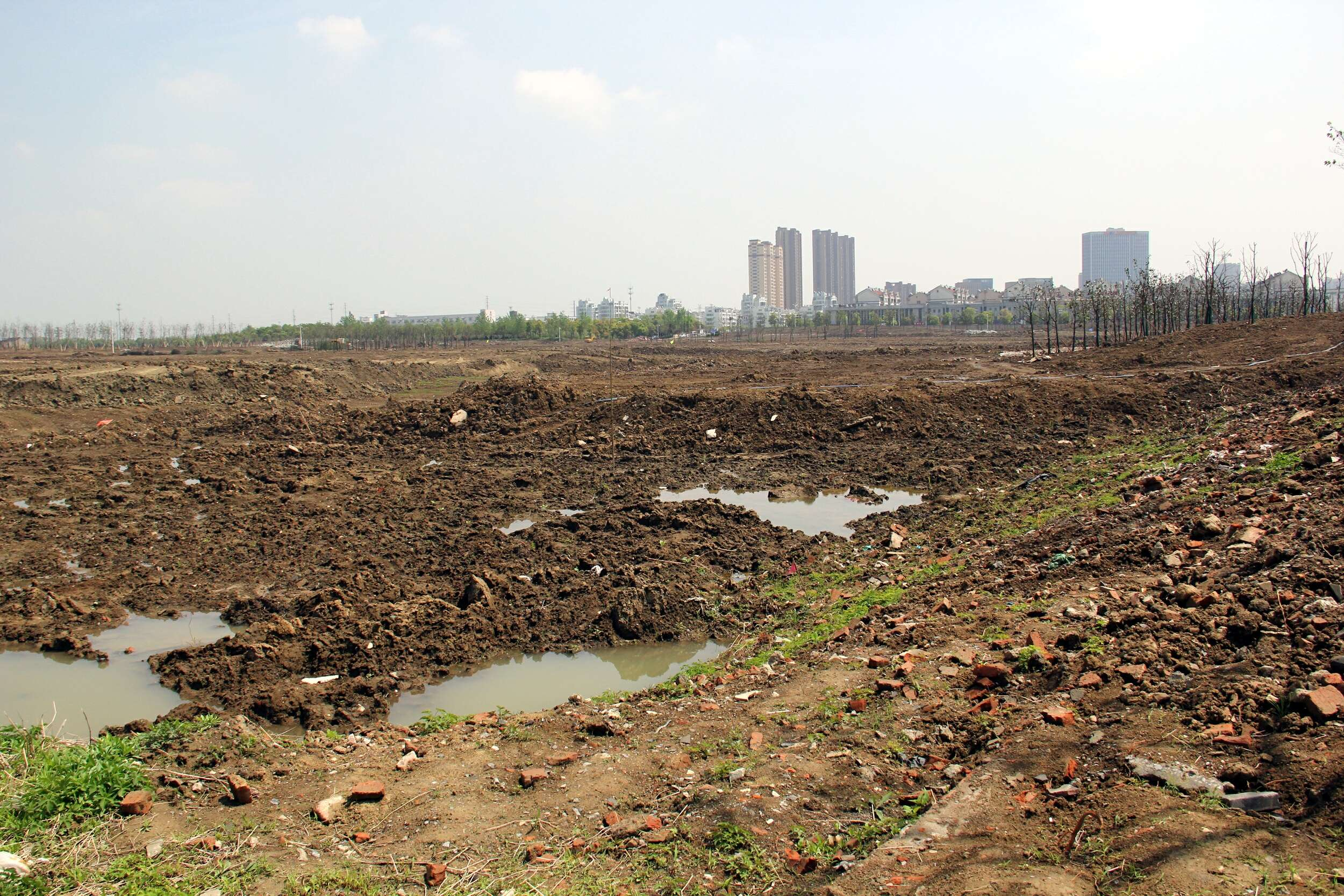 No teeth china s soil pollution action plan lacks for Soil pollution