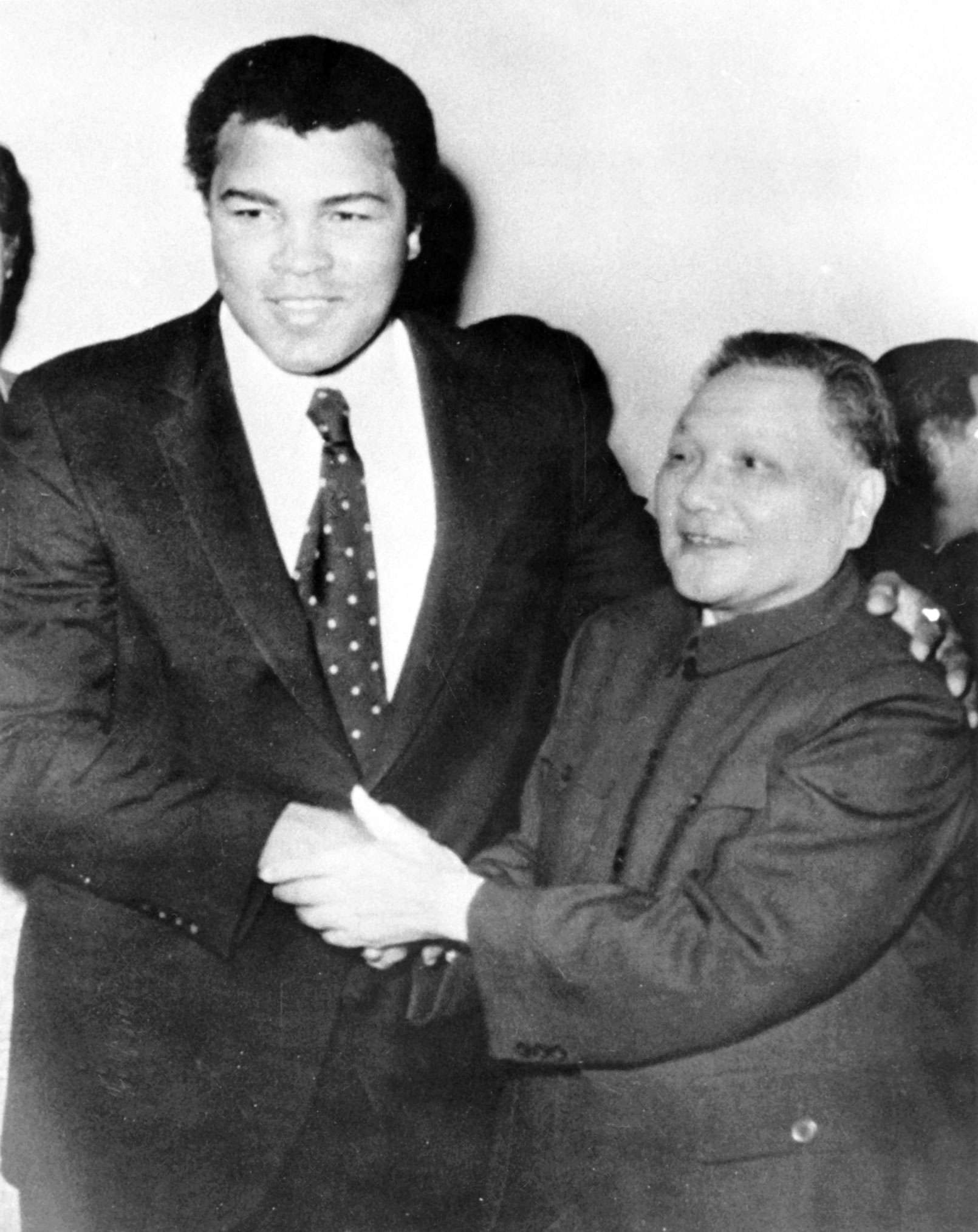 How Muhammad Ali Helped Land Knockout Blow To End Chinas 20 Year