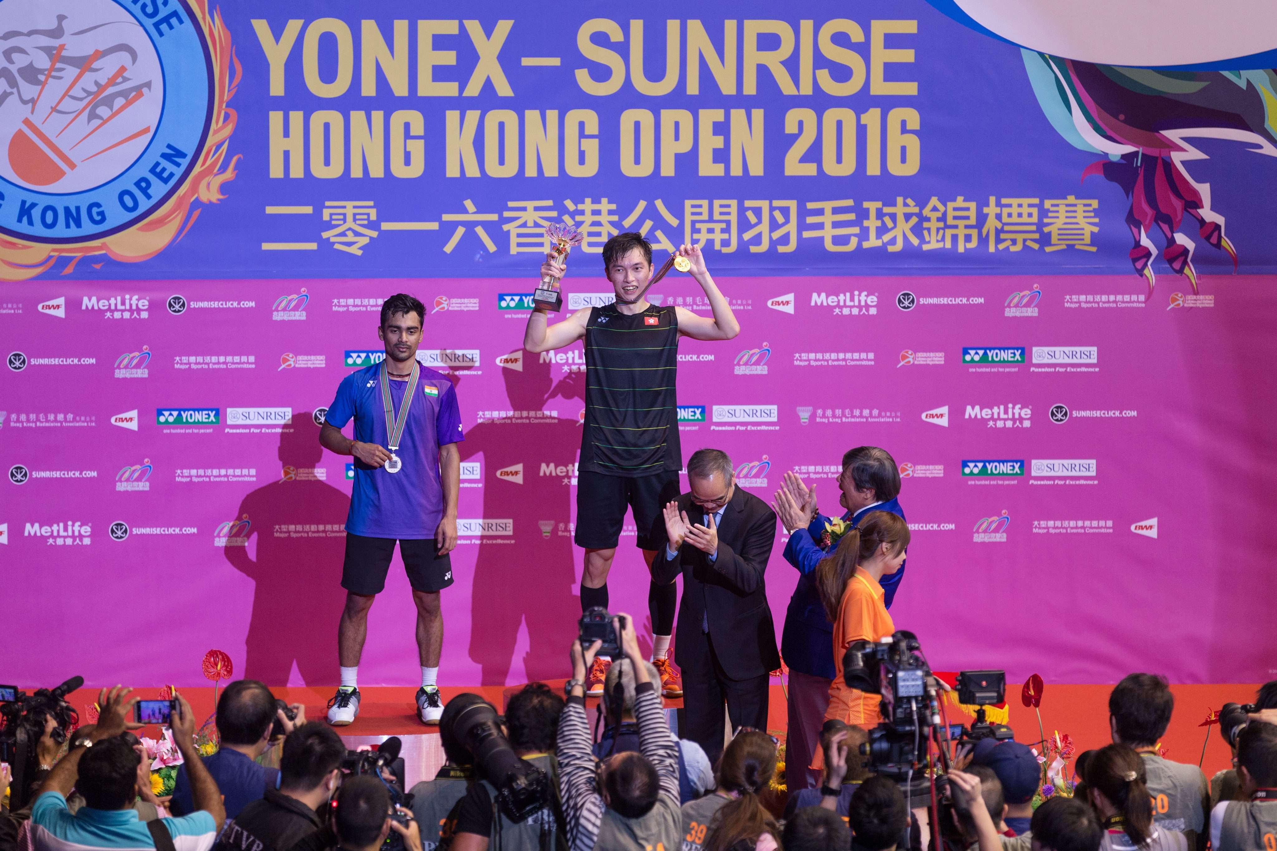 Angus Ng Ka long wins Hong Kong Open – first home champion in the