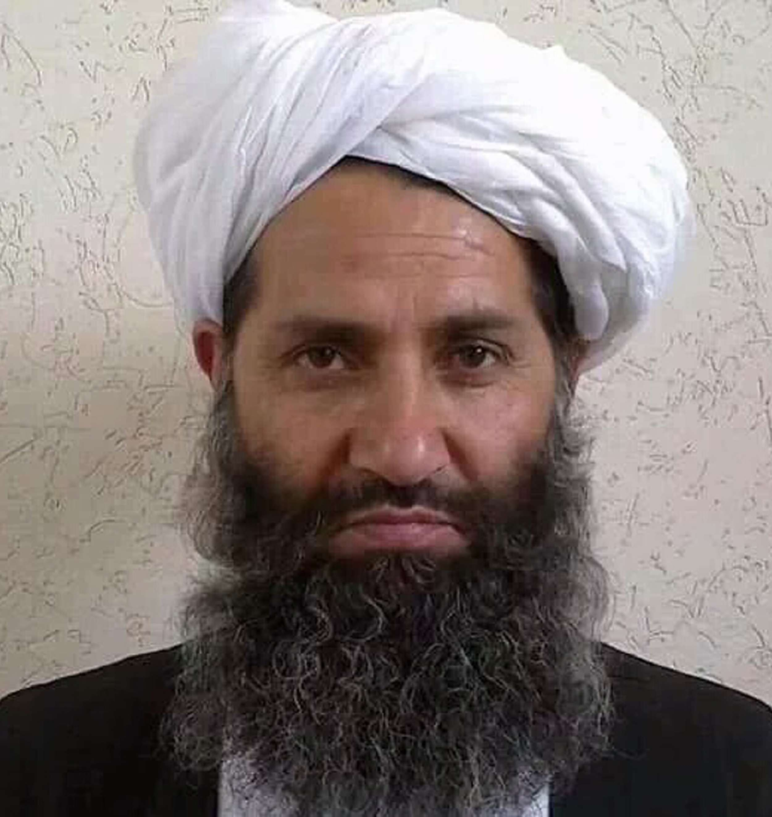 in putin courts in search of another syria taliban chief mullah haibatullah akhundzada photo afp