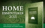 Your FREE copy of Home Essentials 2015