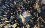 Getting high: Hong Kong skyscrapers a magnet for daredevil rooftop photographers