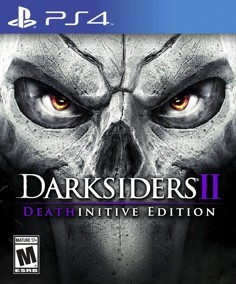 Game reviews: Darksiders II and WWE 2K16 | South China