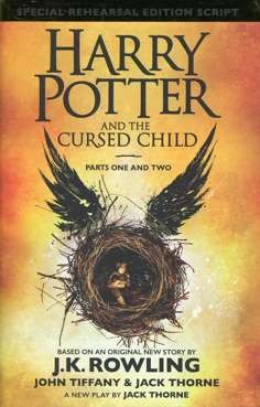 Book review: is Harry Potter and the Cursed Child worthy