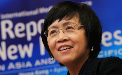 e496be84961  Most dangerous woman in China  under fire for criticising corrupt  journalists