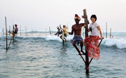 Chinese tourists flock to Sri Lanka despite strained ties
