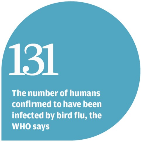 BREAKING NEWS: H7N9 Bird Flu has Gone Airborne   Protect Yourself NOW!