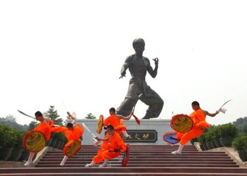 Bruce Lee Theme Park