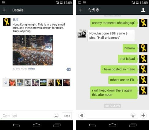 OccupyCentral thread: Give me Liberty or Give me Death