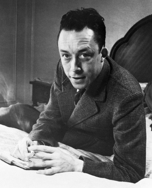"""albert camus on the issue of suicide """"there is but one truly serious philosophical problem,"""" albert camus wrote, """"and  that is suicide"""" how to explain why, among the only species."""