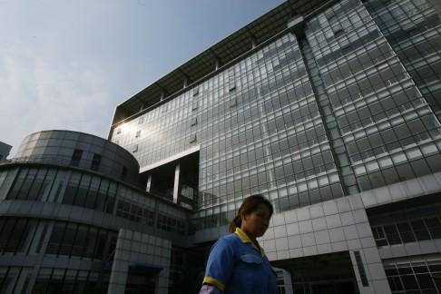 BGI's Shenzhen headquarters. Photo: Oliver Tsang