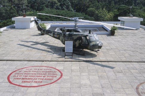 Independence Palace A Monument To The Vietnam War Post