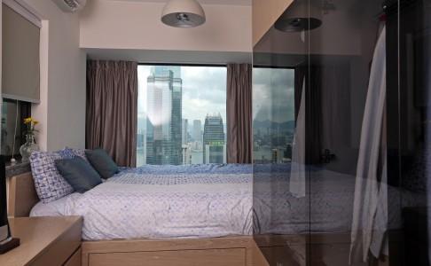 How A 480 Sq Ft Hong Kong Flat Became A Trendy Urban Home