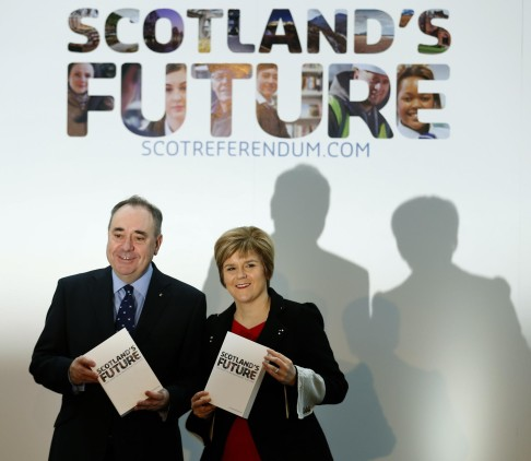 order a copy of the scottish independence white paper Nonetheless, developments such as the formation of the 'sport for yes' campaign sub-group, the inclusion of sport within the scottish government's white paper on scottish independence and the establishment of the working group on scottish sport demonstrated that the potential implications of independence were still deemed significant enough .