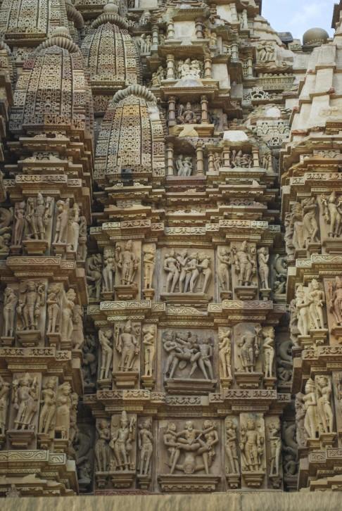 Khajuraho sculptures homosexuality