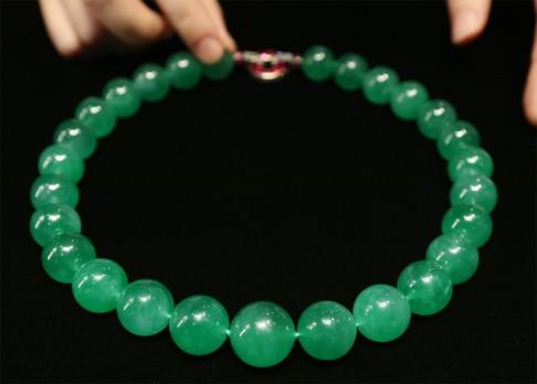 Jadeite Is Becoming Increasingly Popular As Designs Get