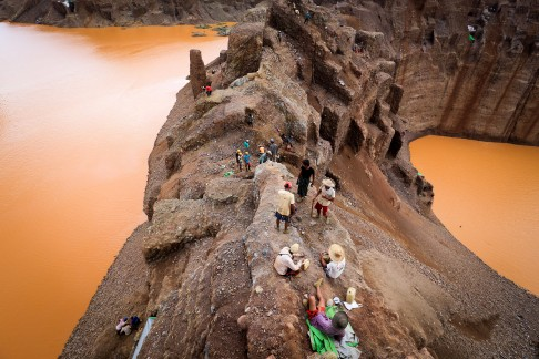 Villagers in the jungles of Myanmar's northern Kachin state stand upon staggering wealth: Jade worth tens of billions of dollars. Yet they see almost none of that money, even as the precious stone is dug out from under them. Photo: AP
