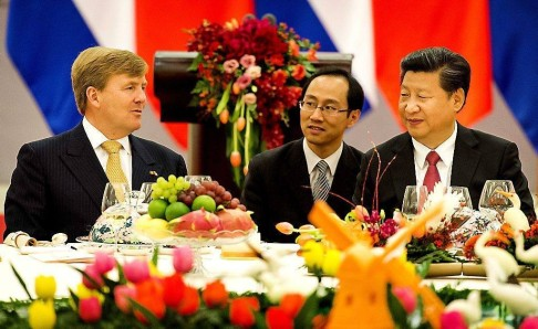 Kidney infection forces Queen Maxima of Netherlands to cut short China trip