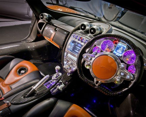 Supercar Designer Horacio Pagani S Latest Creation The Pagani
