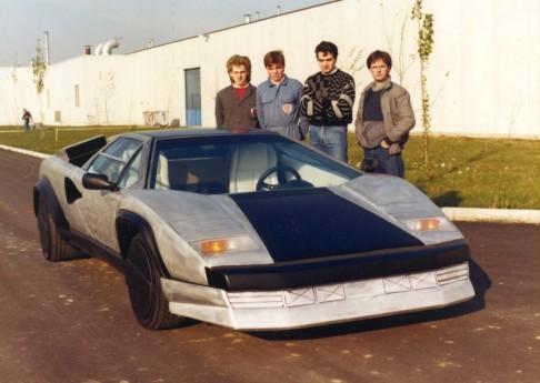 Supercar Designer Horacio Pagani S Latest Creation The Pagani
