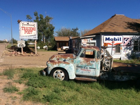 A road trip from Phoenix to Oklahoma – just for the kicks | South