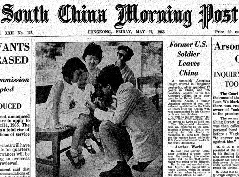 Why an American POW chose Mao's China over home | South China