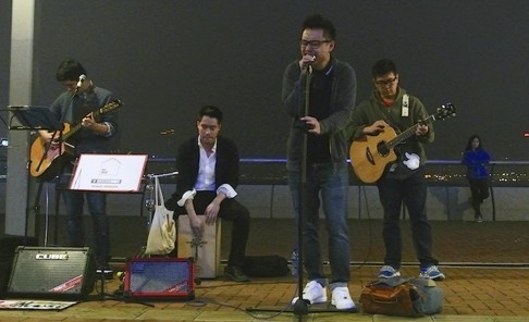 Hong Kong's buskers: the good, the bad and the dreadful