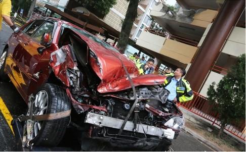 The King Cars Crash