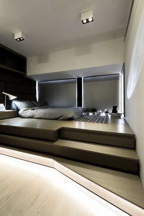 How Clever Design Made 270 Sq Ft Hong Kong Flat A Spacious